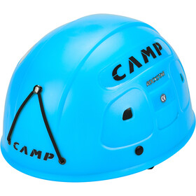 Camp Rock Star Helmet, light blue